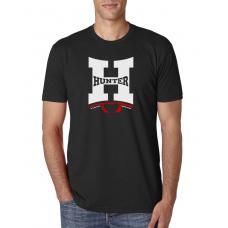 Camiseta Hunter H Preta