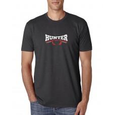 Camiseta Hunter Original Cinza Chumbo