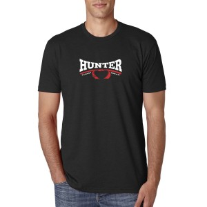 Camiseta Hunter Original Preta