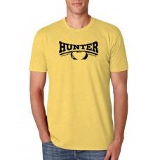 Camiseta Hunter Original Amarela