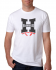 Camiseta Hunter H Branca